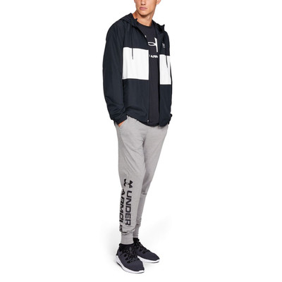 Under Armour Sportstyle Cotton Graphic Pants - AW19