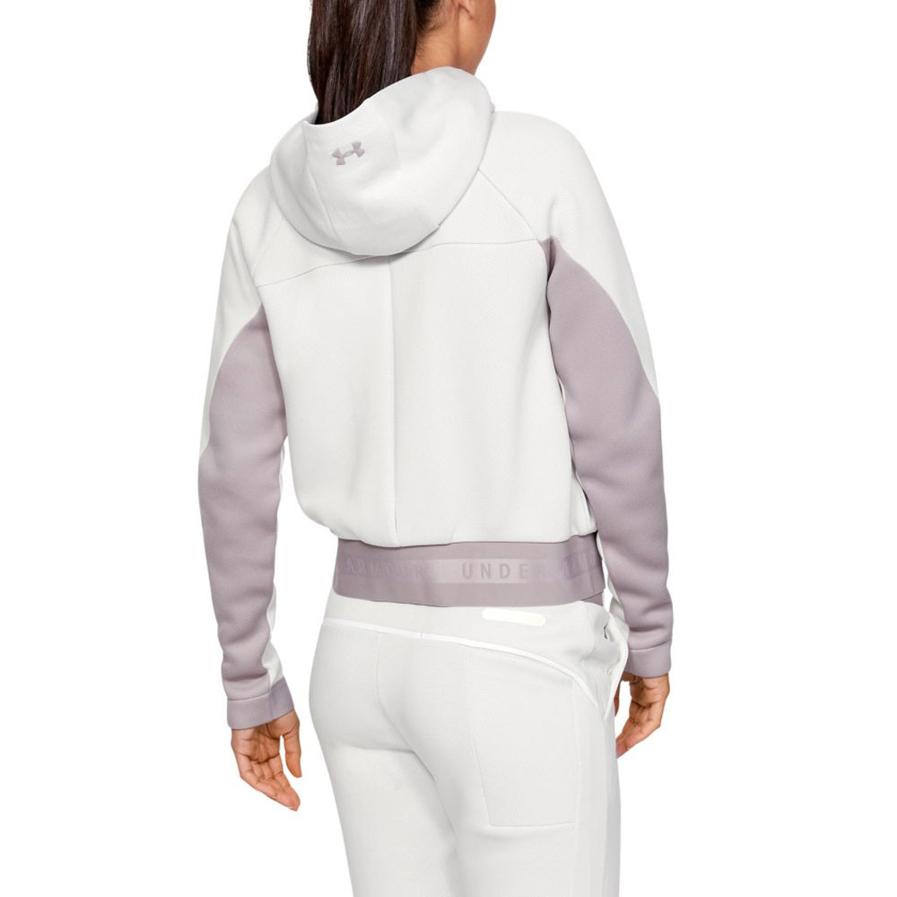 3af64acd2 Under Armour MOVE Women's Zip Hoodie - SS19 | SportsShoes.com