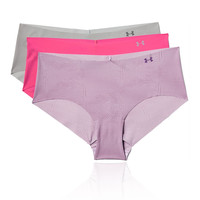 Under Armour Pure Stretch Women's Hipster (3-Pack) - SS19