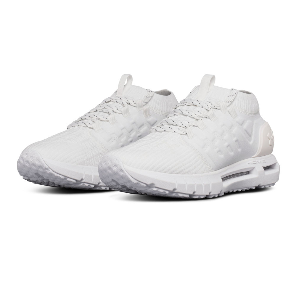 timeless design 8c8c6 51aa0 Details about Under Armour Mens HOVR Phantom Connected Running Shoes  Trainers Sneakers White