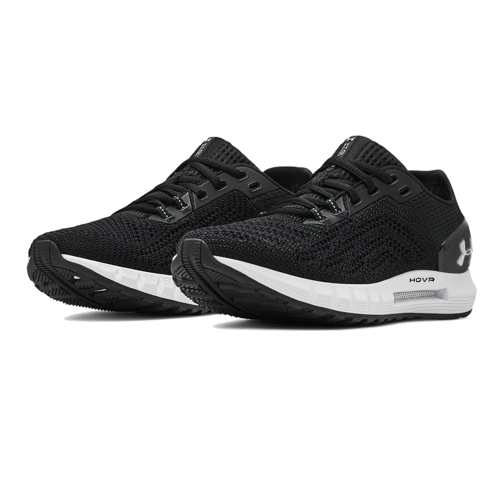 the best attitude 3d30e 9eb11 Details about Under Armour Womens HOVR Sonic 2 Running Shoes Trainers  Sneakers Black Sports