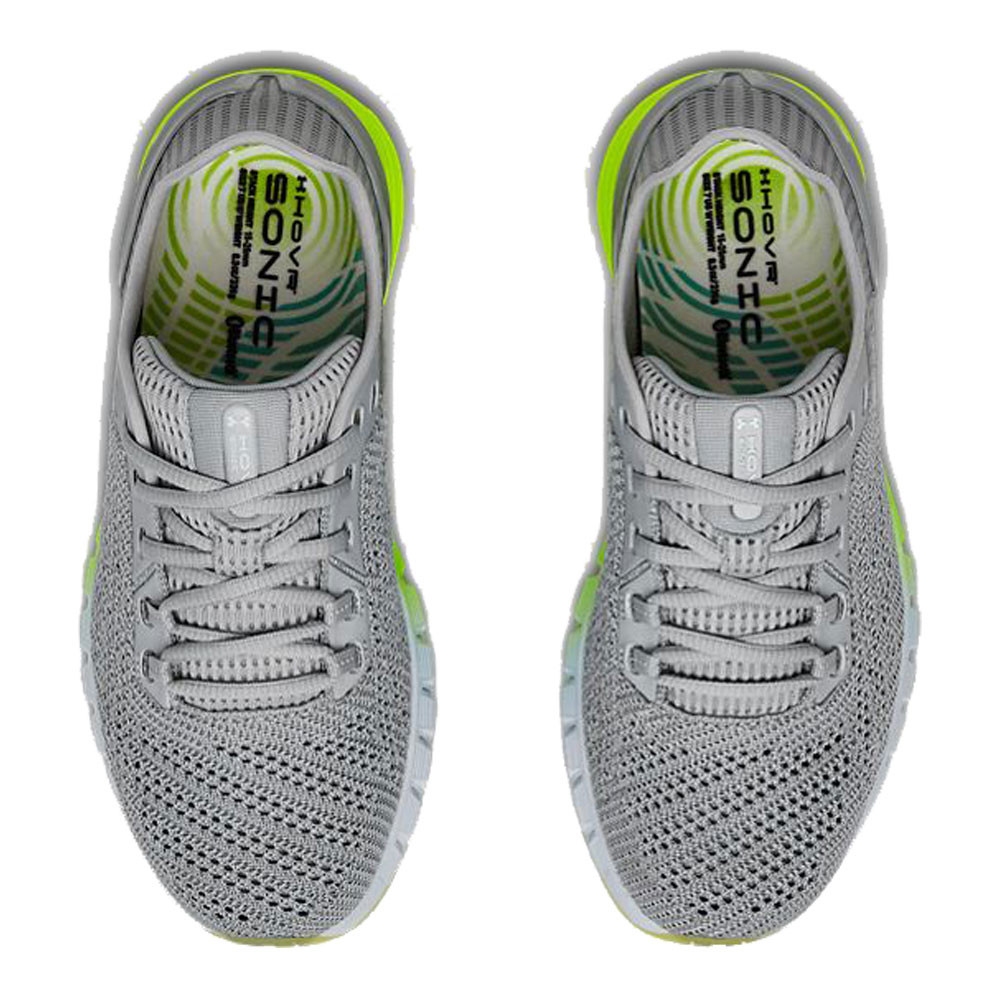 f510e6f5655 Under Armour Mujer Hovr Sonic 2 Correr Zapatos Zapatillas Gris Deporte