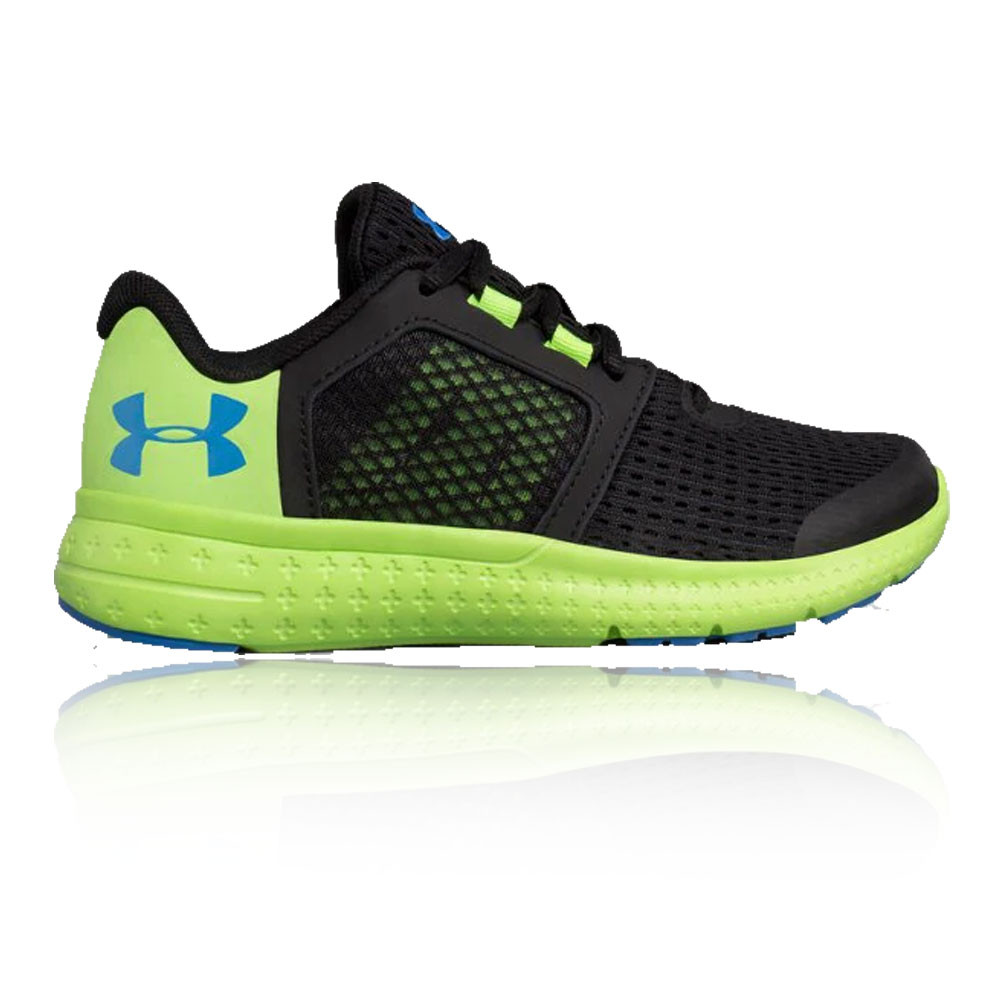new styles 7b617 9c7f8 Under Armour Micro G Fuel PS Junior Running Shoes