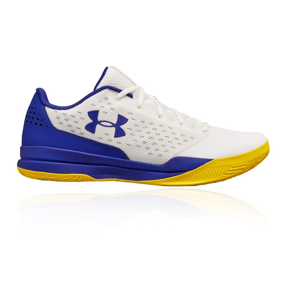 Under Armour UA Jet Low chaussure de basketball