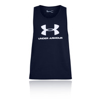 Under Armour Sportstyle Logo Tank - SS19