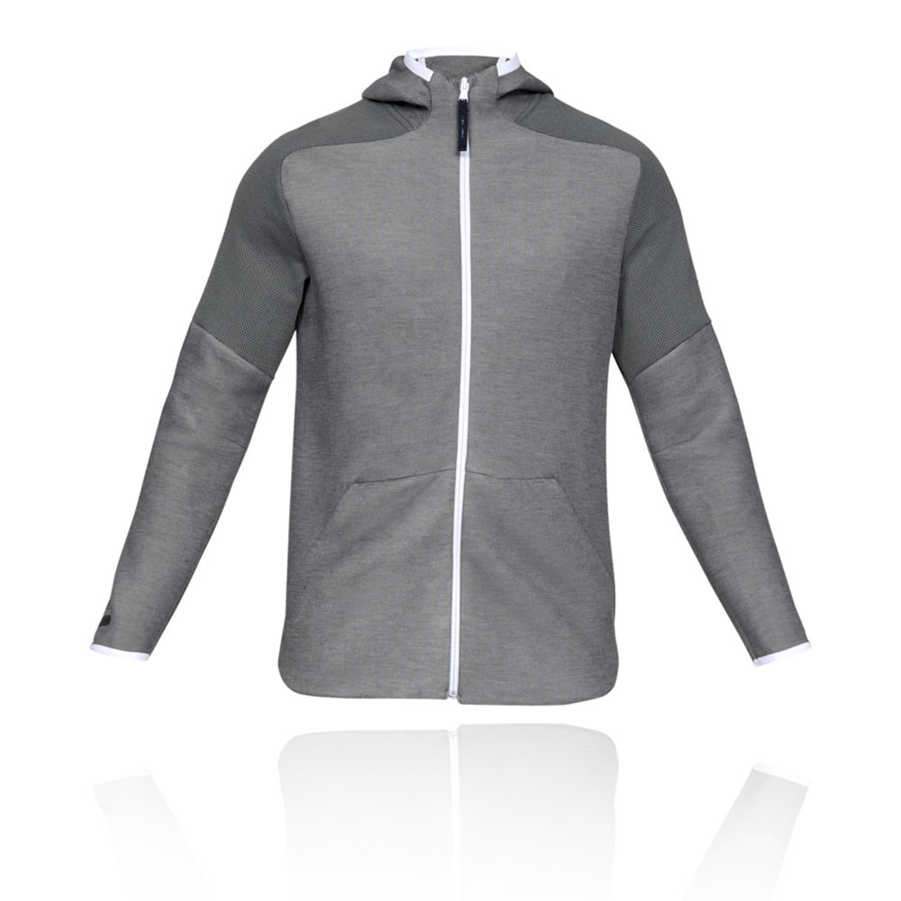 334624de9c Under Armour Unstoppable Move Light Full Zip Hoodie - SS19