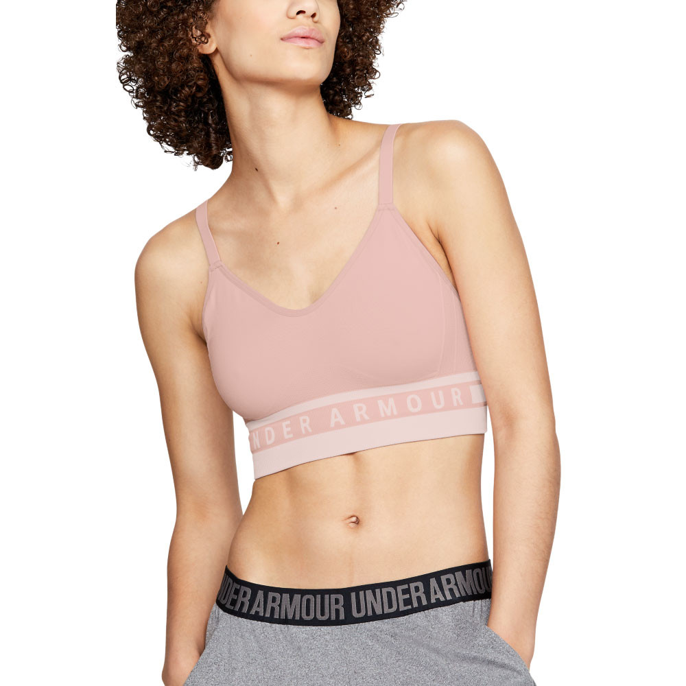 Under Armour Nahtlos Longline Damen BH