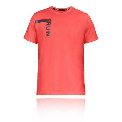 Under Armour Run Tall Graphic Short Sleeve T-Shirt