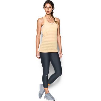 Under Armour Heatgear Ankle Crop para mujer pantalones de training