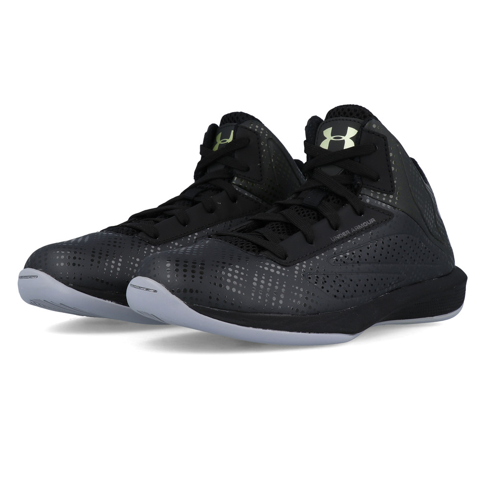 5b008db5288c0 Under Armour Torch GS Junior Basketball Shoes