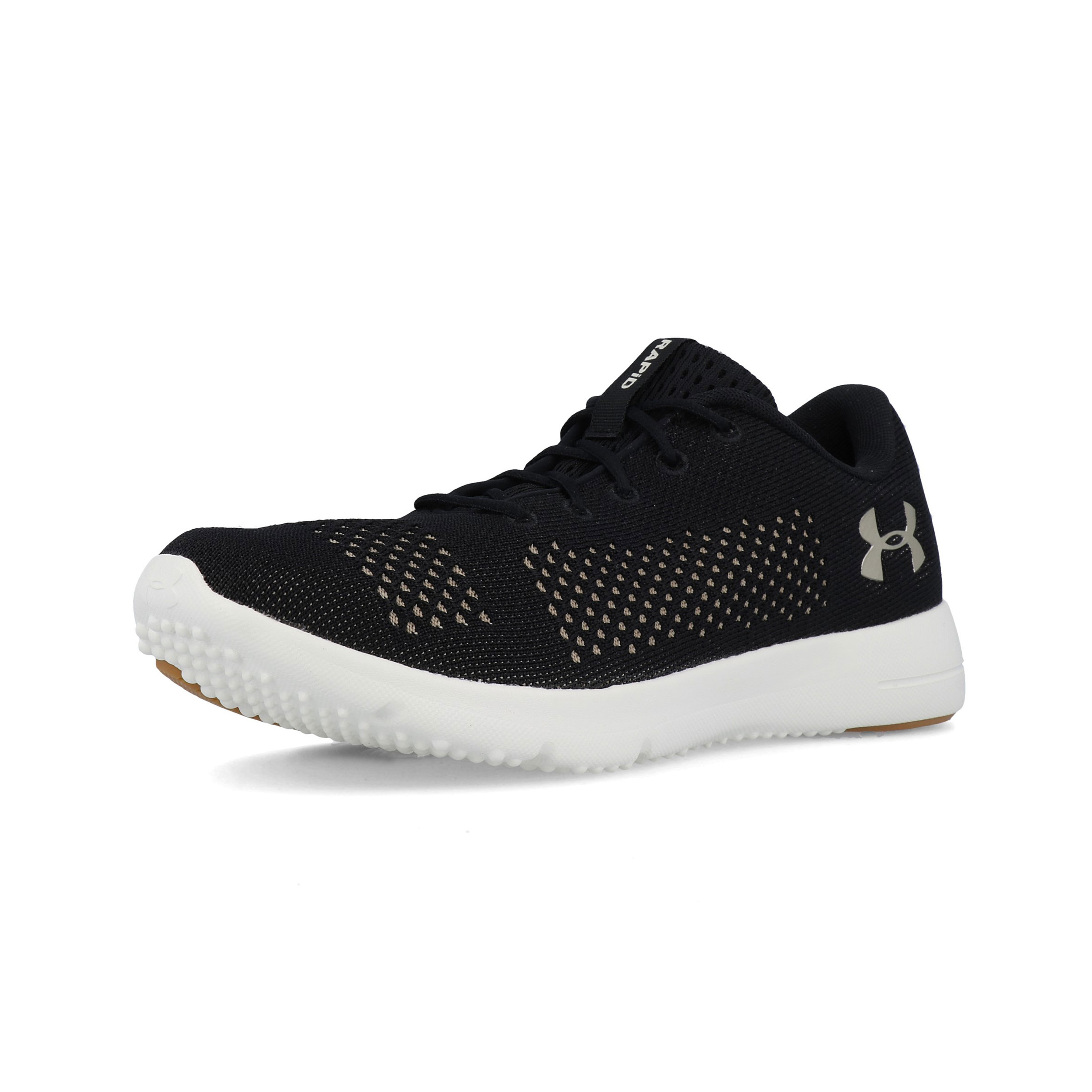 Under Armour Womens Rapid Running Shoes Trainers Sneakers Blue Sports Breathable