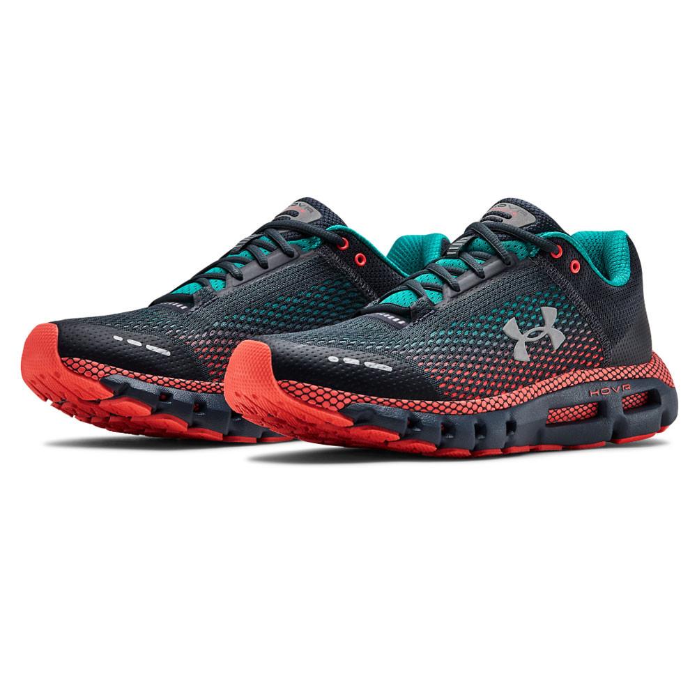 Educación Pasto La forma  Under Armour Mens HOVR Infinite Running Shoes Trainers - Blue Grey Orange  Sports | eBay
