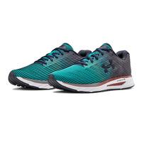 Under Armour Threadborne Blur pour Homme Chaussures De Course Baskets Sneakers noir rouge