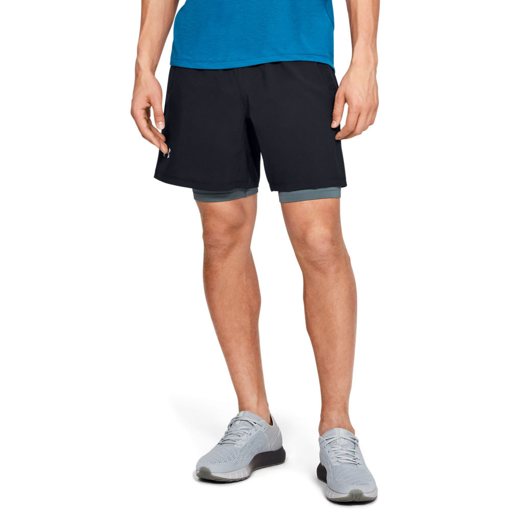 af899eef55929 Under Armour Launch SW 2-In-1 Running Shorts - AW19. RRP £35.99£28.79 - RRP  £35.99