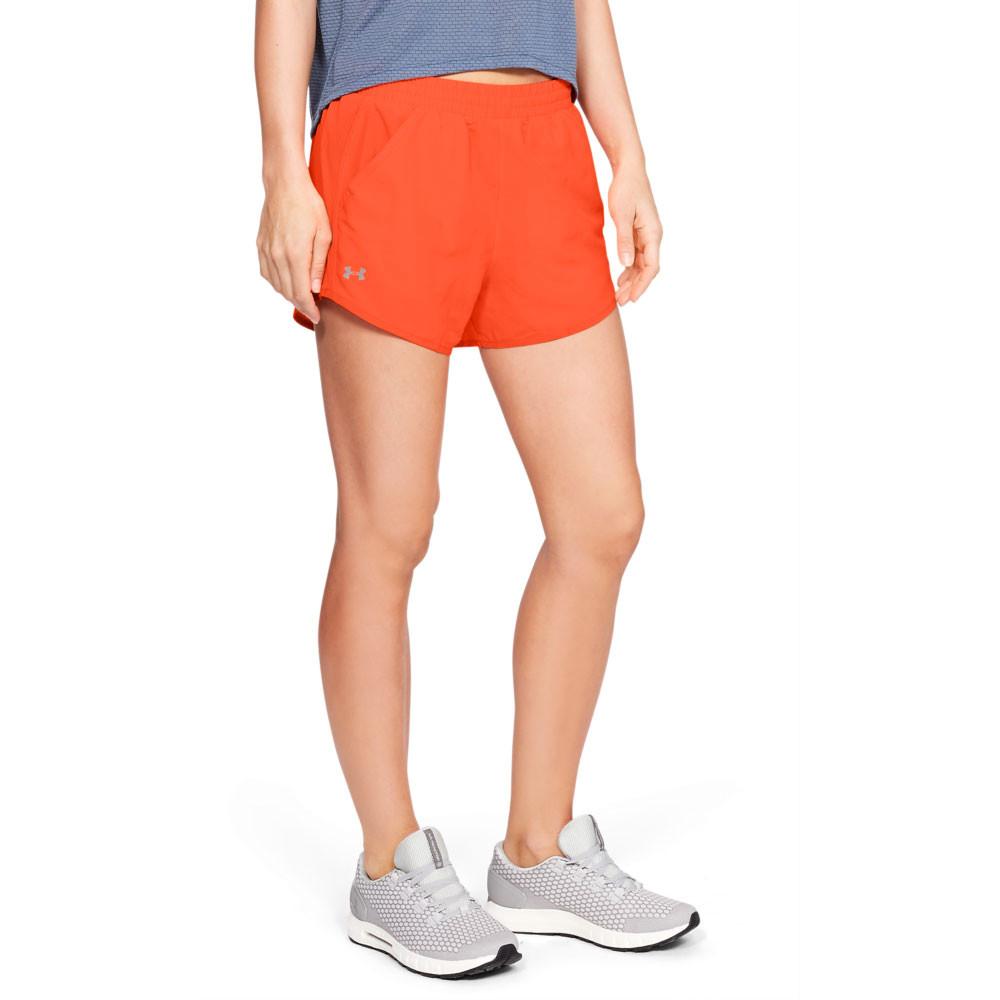 8630f2c786bc Under Armour Fly By para mujer pantalones cortos - AW19