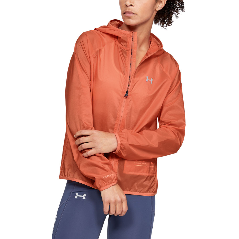 Under Armour Giacca Donna Storm Woven FZ Jacket