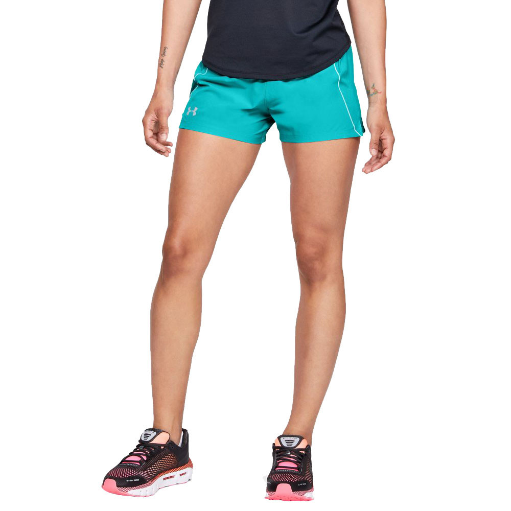 50-70% de descuento muchas opciones de estilo popular Under Armour Qualifier Speedpocket Women's Shorts - AW19 ...