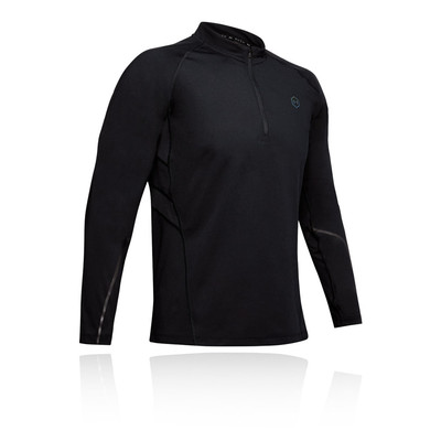 Under Armour Rush Run Coldgear Half Zip Top - AW19
