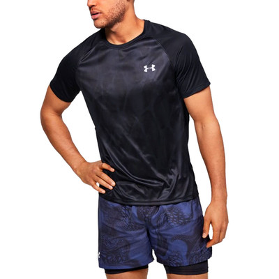 Under Armour Qualifier Iso-Chill Printed T-Shirt - SS20