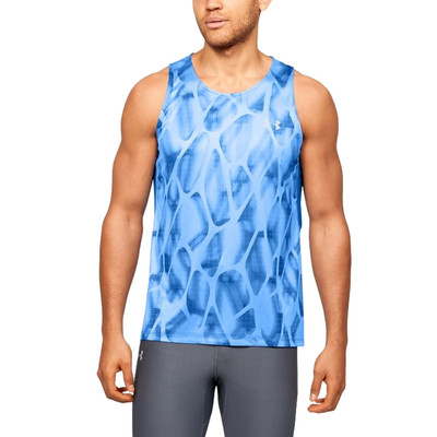 Under Armour Qualifier Iso-Chill Printed Vest - SS20
