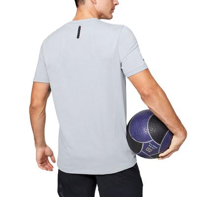 Under Armour HeatGear Rush Seamless Fitted T-Shirt - SS20