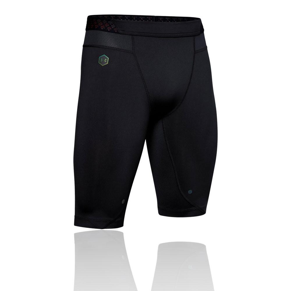 Under Armour HeatGear Rush Long Compression Shorts - SS20