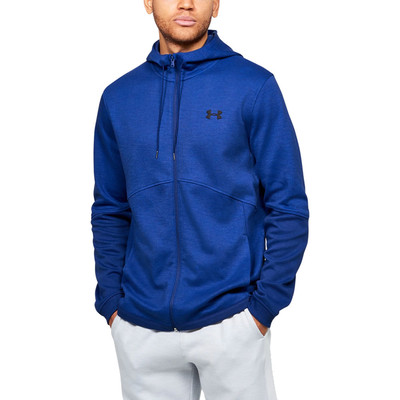 Under Armour Double Knit Full-Zip Hoodie - SS20