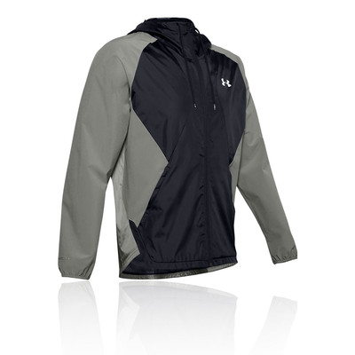 Under Armour Stretch Woven Hooded Jacket - SS20