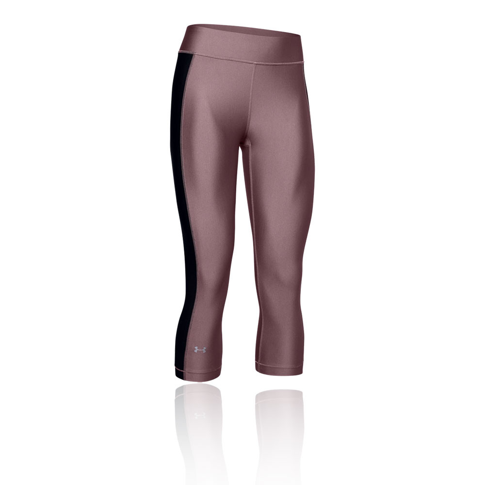 Under Armour Women/'s HeatGear Capris