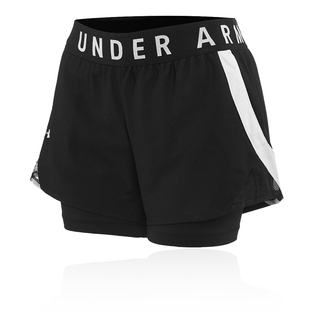 Under Armour Play Up 2-In-1 Women's Shorts - AW20