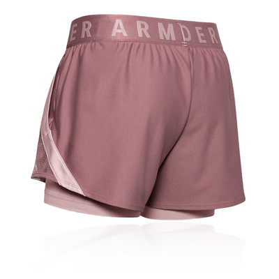 Under Armour Play Up 2-en-1 femmes shorts - SS20