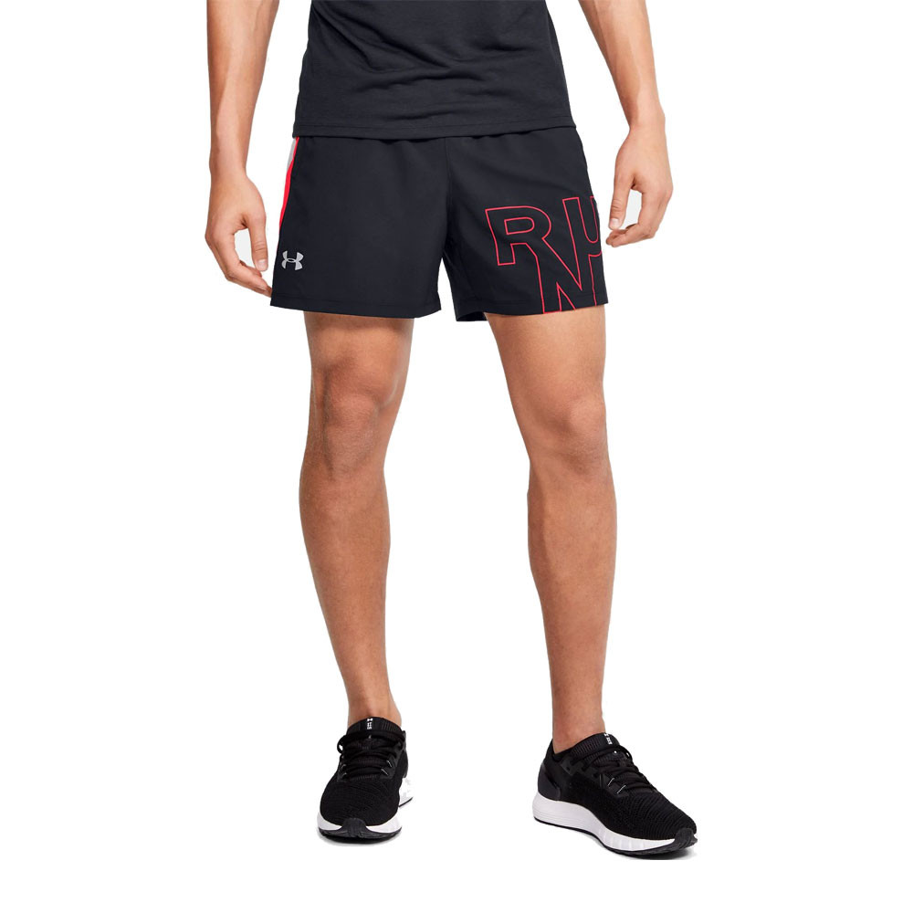 Under Armour Launch SW 5 Inch Graphic Running Shorts - SS20