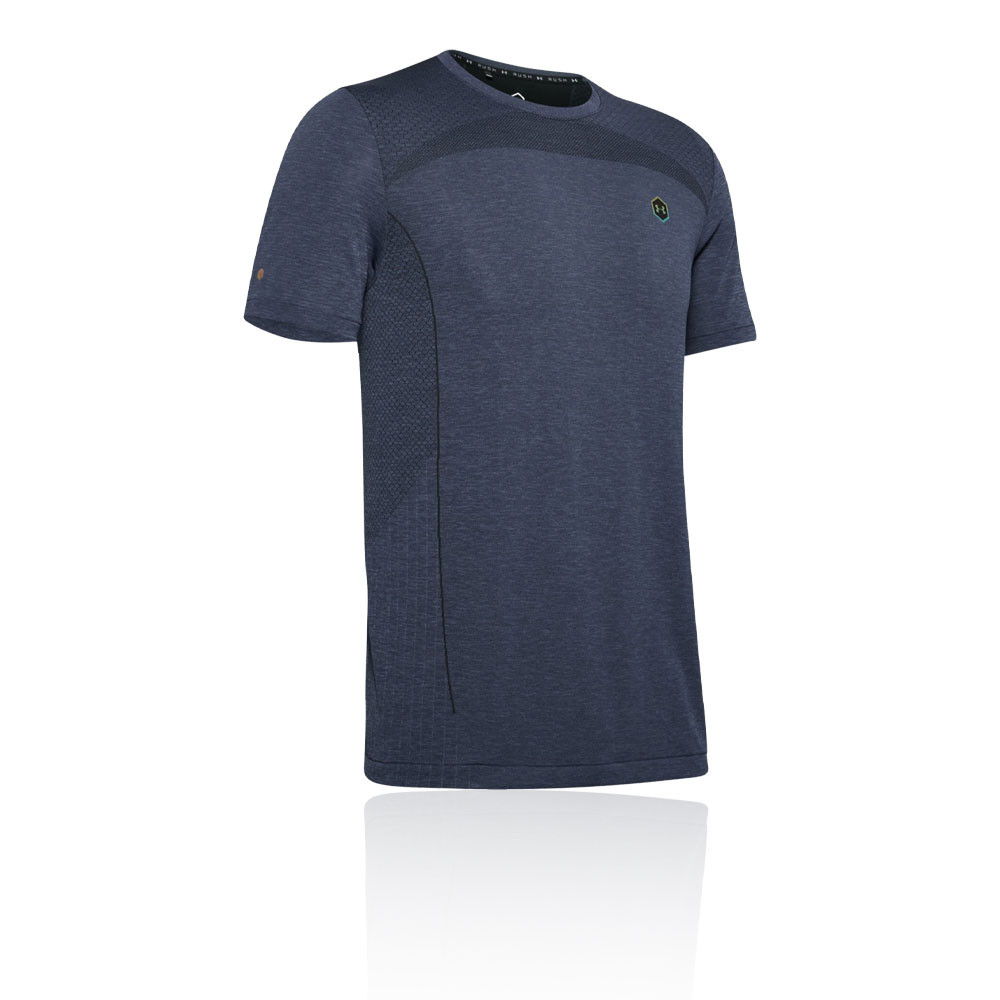 Under Armour Rush HG Seamless Fitted T-Shirt - SS20