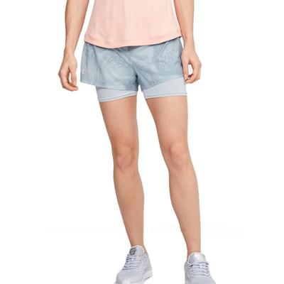 Under Armour Run Speedpocket 2-In-1 Weightless Women's Shorts - SS20
