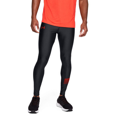 Under Armour HeatGear Run Graphic mallas