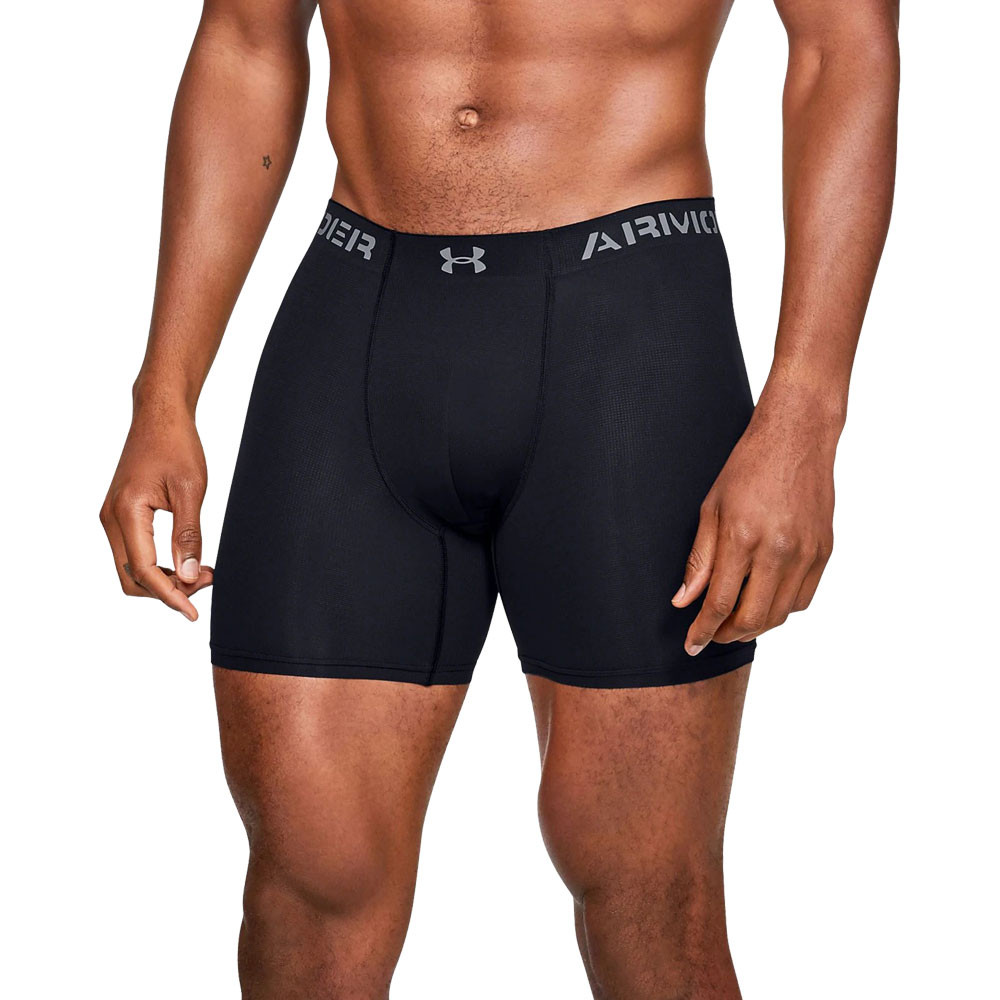 Under Armour ArmourVent Mesh Series 6 Inch Boxer Jock