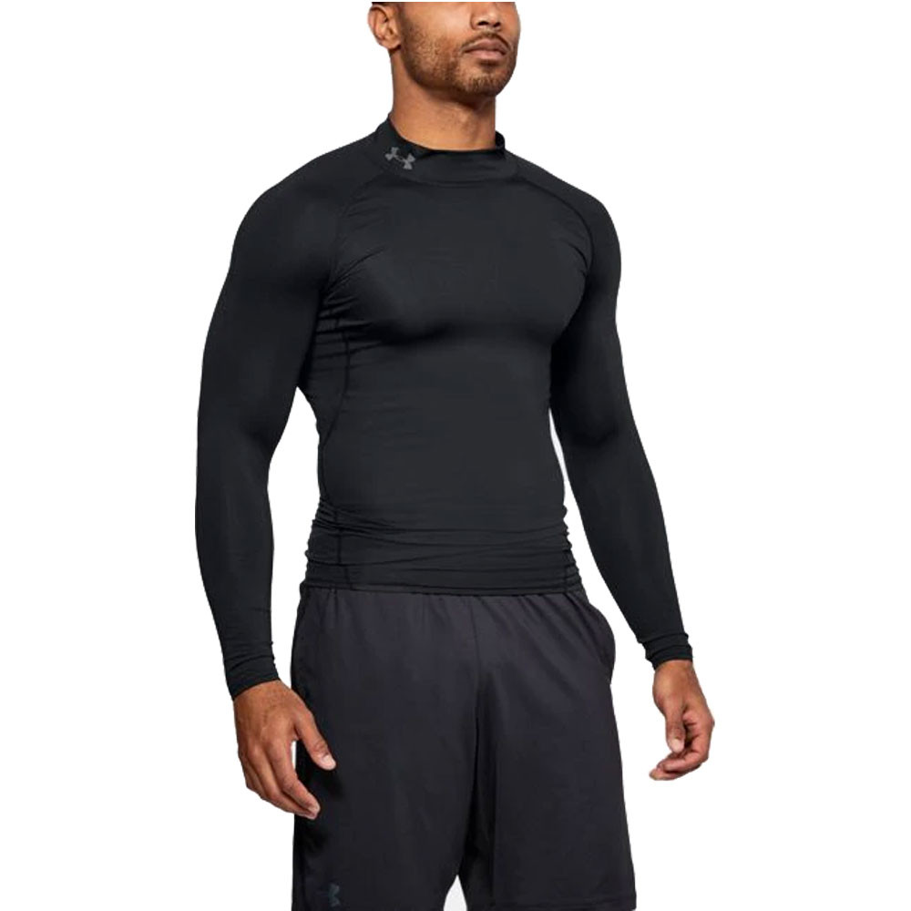 Under Armour Heatgear Armour Mock Compression Top
