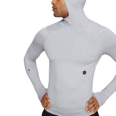 Under Armour Rush compressione Scuba Hoodie