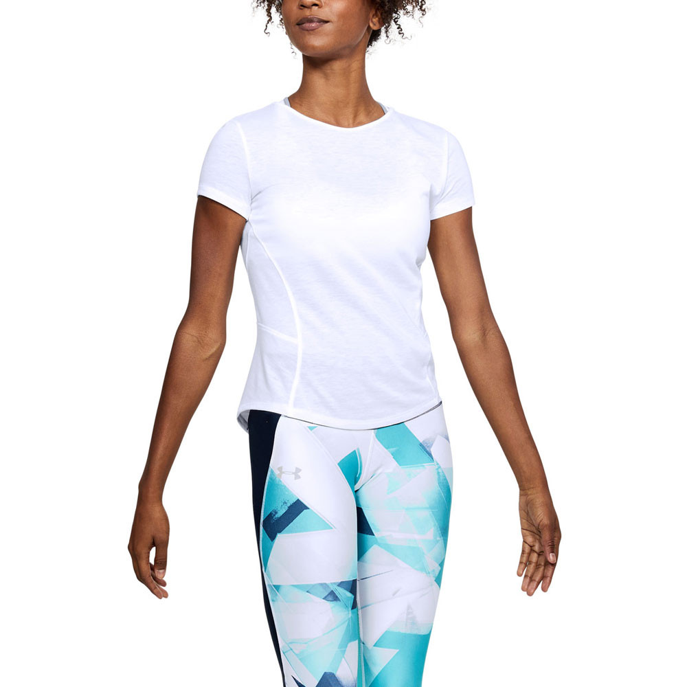 Under Armour Swyft running para mujer T-Shirt