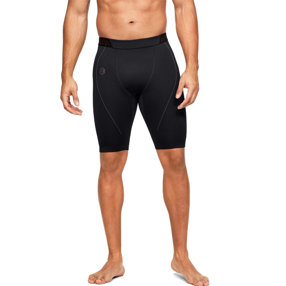 Under Armour Rush Seamless Long Shorts - AW20