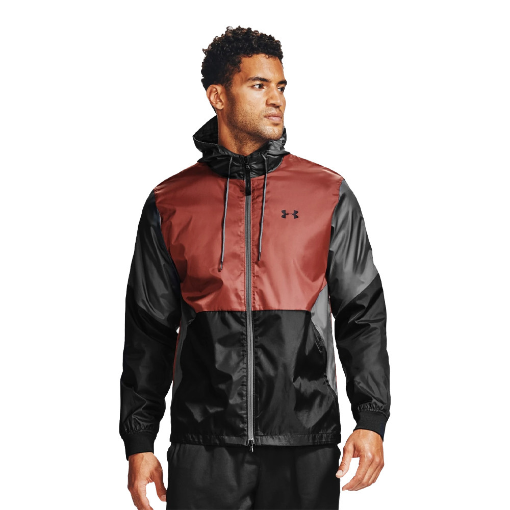 Under Armour Legacy Windbreaker Jacket - AW20