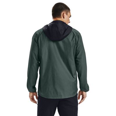 Under Armour Stretch Woven Hooded giacca - AW20