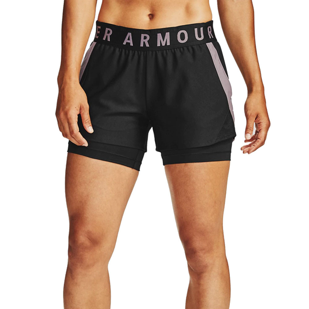 Under Armour Women's Play Up 2-In-1 Shorts - AW20