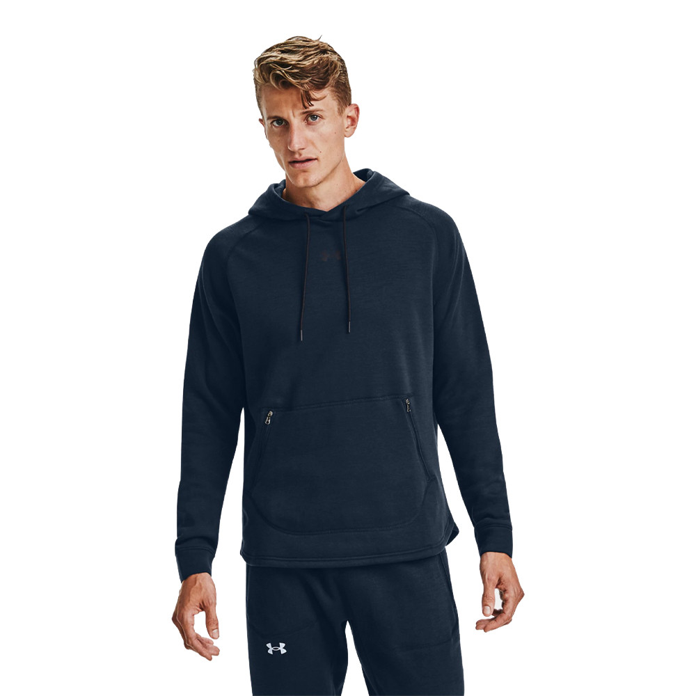 Under Armour Charged Cotton Hooded polaire Top - AW20