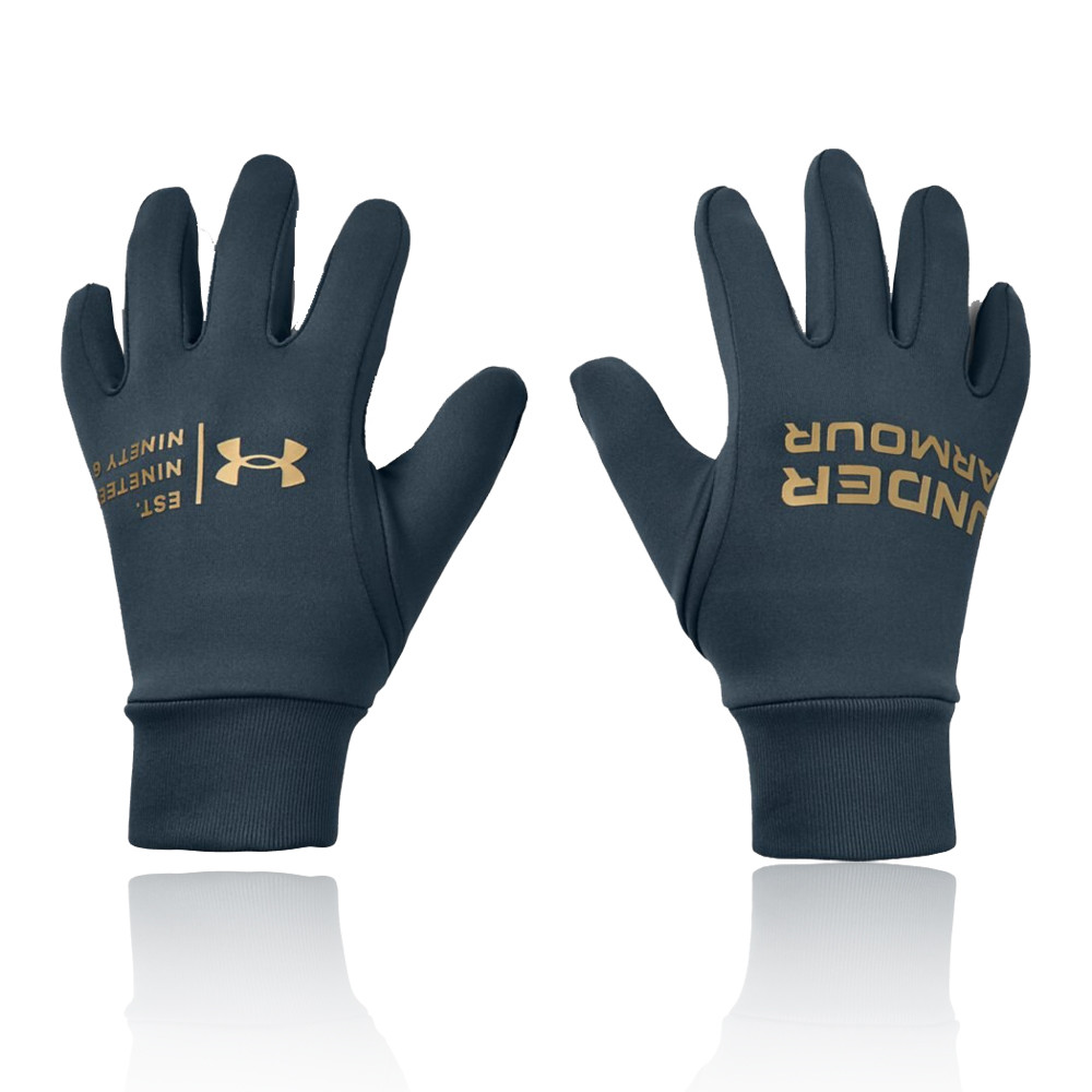 Sin cabeza Durante ~ audiencia  Under Armour Graphic Liner guantes - AW20 | SportsShoes.com