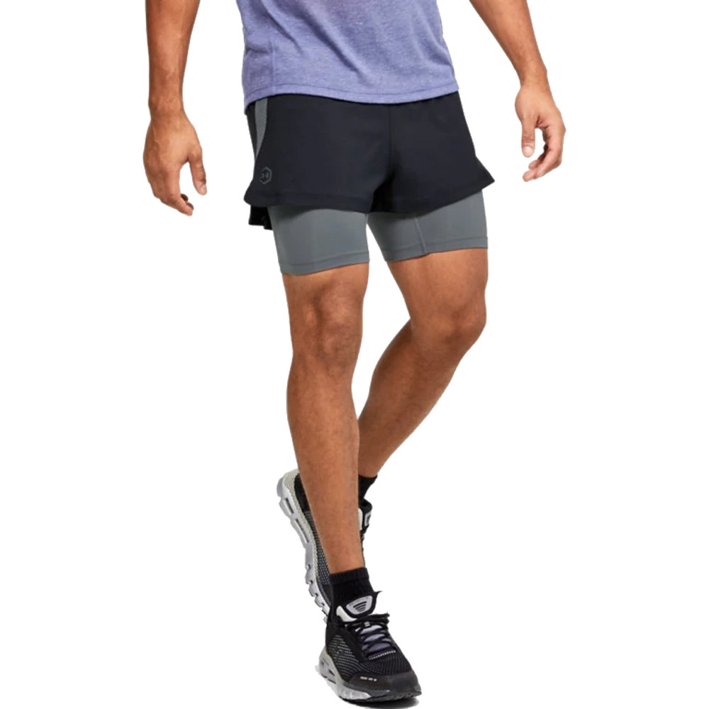Under Armour Rush 2-In-1 Shorts - AW20
