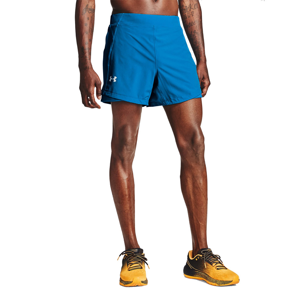 Under Armour Qualifier Speedpocket 5 Inch Running Shorts - AW20