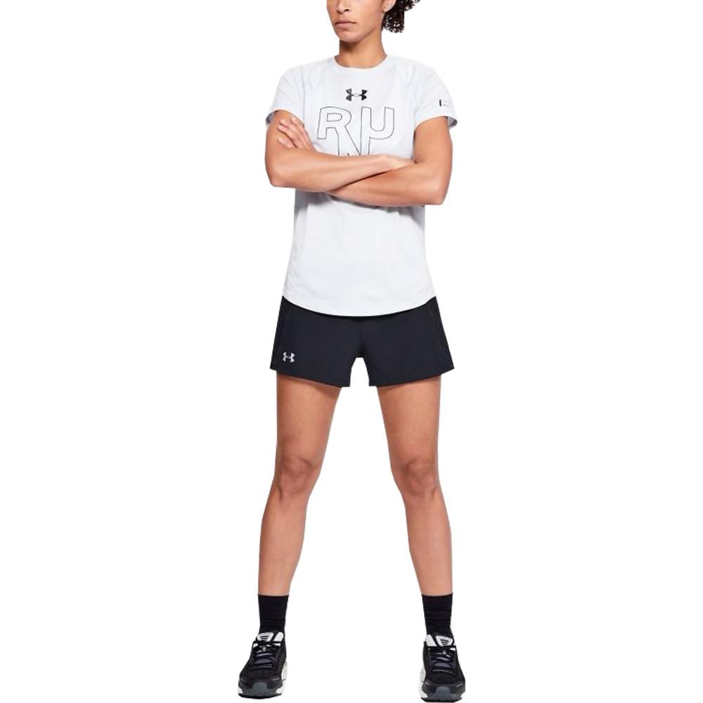 Under Armour Qualifier Speed Pocket Women's Shorts - AW20