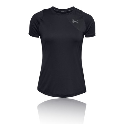 Under Armour Qualifier Iso-Chill Damen Lauf-T-Shirt - AW20