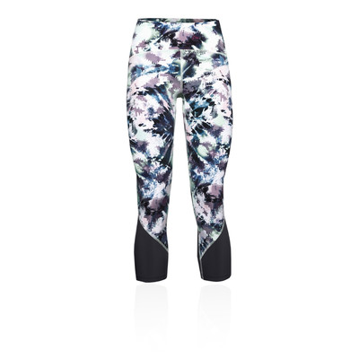 Under Armour Fly Fast Printed Women's Running Crop Tights - AW20